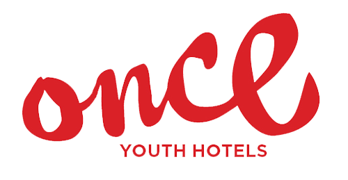 Once Youth Hotels Logo